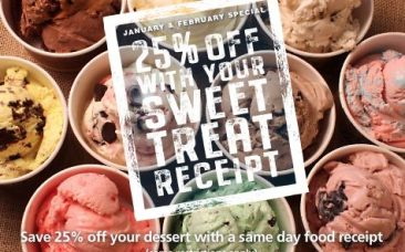 sweet treat of the month special discount