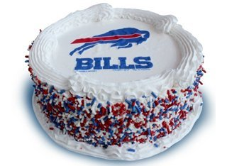 small buffalo bills cake